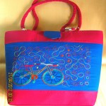 C=SN036C, Ladies Bag -Embroidered